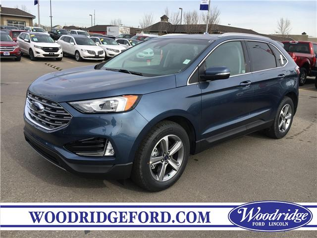 2019 Ford Edge SEL (Stk: K-1080) in Calgary - Image 1 of 5