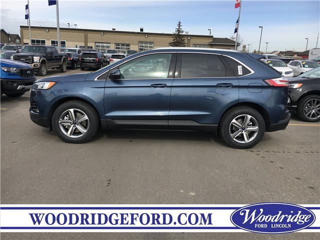 2019 Ford Edge SEL (Stk: K-1080) in Calgary - Image 2 of 5