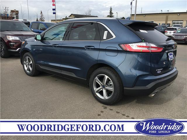 2019 Ford Edge SEL (Stk: K-1080) in Calgary - Image 3 of 5