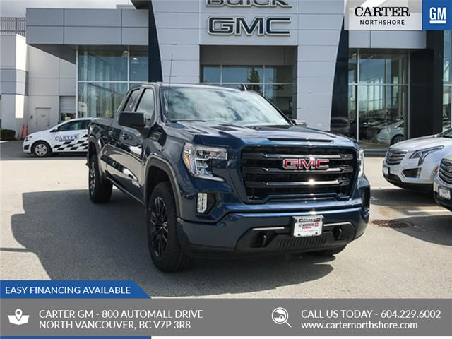 2019 GMC Sierra 1500 Elevation (Stk: 9R38590) in North Vancouver - Image 1 of 13