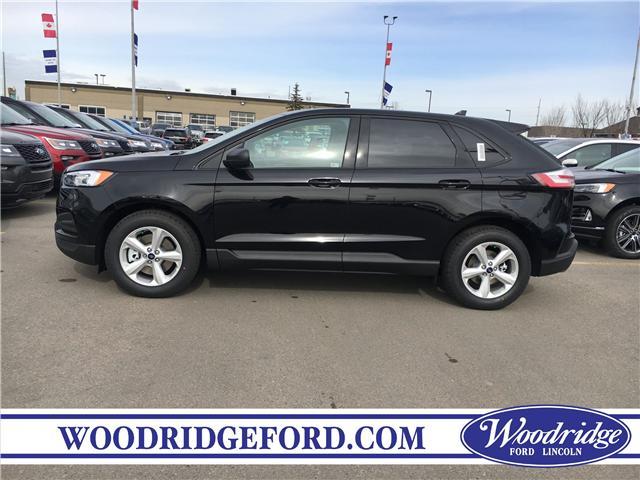 2019 Ford Edge SE (Stk: K-1214) in Calgary - Image 2 of 5
