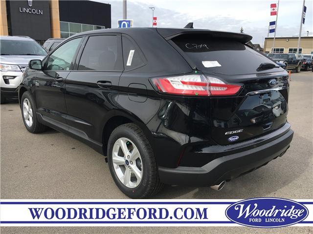 2019 Ford Edge SE (Stk: K-1214) in Calgary - Image 3 of 5