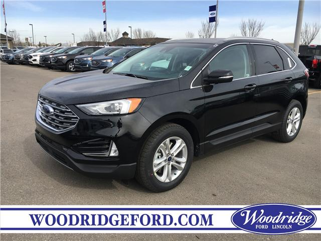 2019 Ford Edge SEL (Stk: K-1427) in Calgary - Image 1 of 5