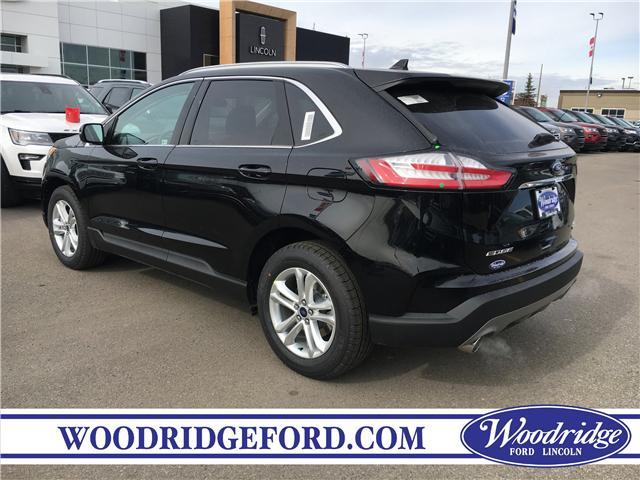 2019 Ford Edge SEL (Stk: K-1427) in Calgary - Image 3 of 5
