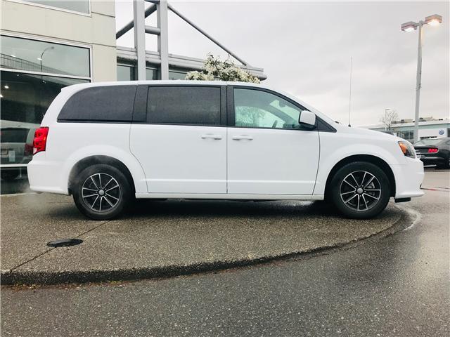 2018 Dodge Grand Caravan GT (Stk: LF010130) in Surrey - Image 9 of 30
