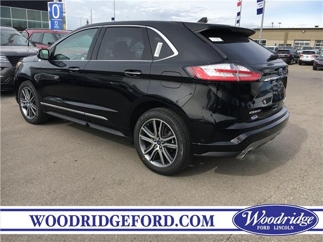2019 Ford Edge Titanium (Stk: K-1583) in Calgary - Image 3 of 5