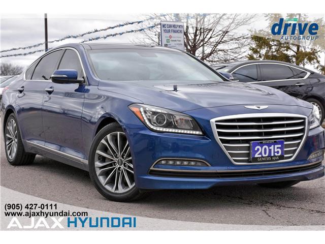 2015 Hyundai Genesis 3.8 Luxury (Stk: GP19041) in Ajax - Image 1 of 31