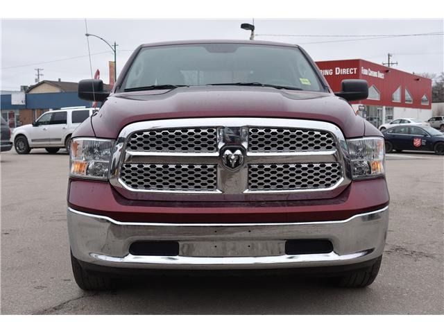 2018 RAM 1500 SLT (Stk: P36180) in Saskatoon - Image 2 of 24