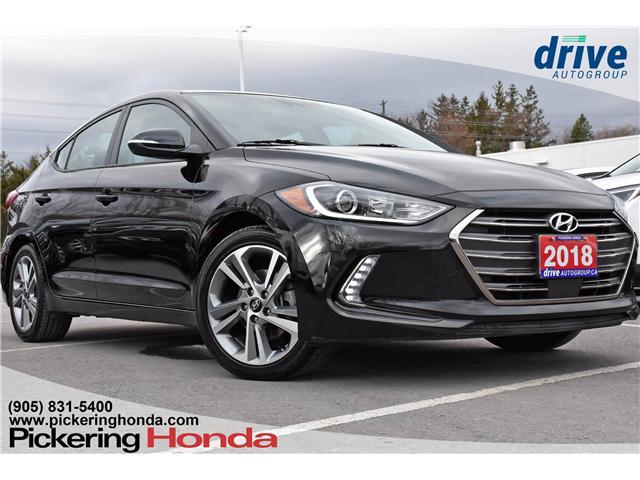 2018 Hyundai Elantra GLS (Stk: PR1123) in Pickering - Image 1 of 29