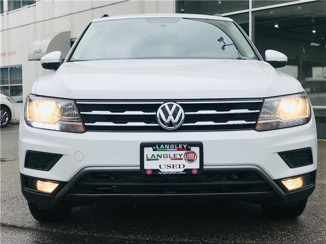 2018 Volkswagen Tiguan Trendline (Stk: LF010110) in Surrey - Image 3 of 30