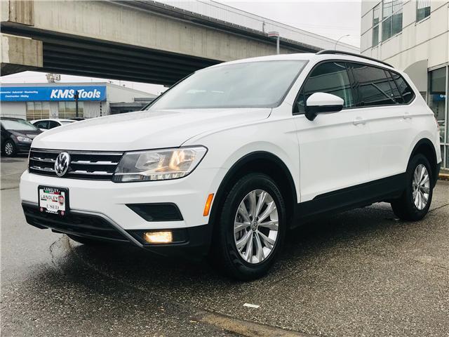 2018 Volkswagen Tiguan Trendline (Stk: LF010110) in Surrey - Image 4 of 30