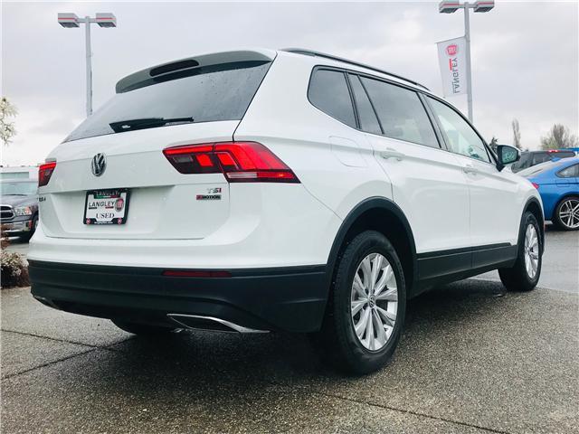 2018 Volkswagen Tiguan Trendline (Stk: LF010110) in Surrey - Image 11 of 30