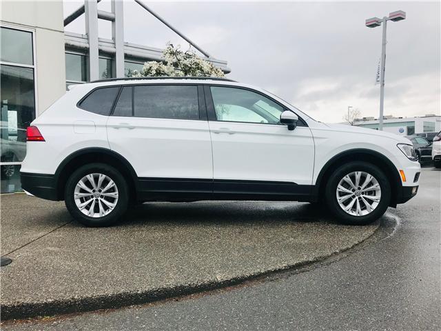2018 Volkswagen Tiguan Trendline (Stk: LF010110) in Surrey - Image 12 of 30