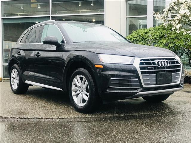 2018 Audi Q5 2.0T Komfort (Stk: LF010140) in Surrey - Image 2 of 30