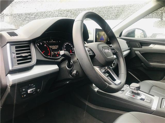 2018 Audi Q5 2.0T Komfort (Stk: LF010140) in Surrey - Image 13 of 30