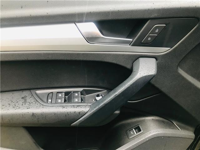 2018 Audi Q5 2.0T Komfort (Stk: LF010140) in Surrey - Image 16 of 30