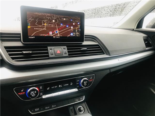 2018 Audi Q5 2.0T Komfort (Stk: LF010140) in Surrey - Image 22 of 30