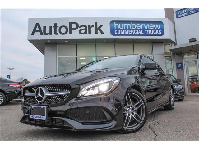2017 Mercedes-Benz CLA 250 Base (Stk: 17-447869) in Mississauga - Image 1 of 23