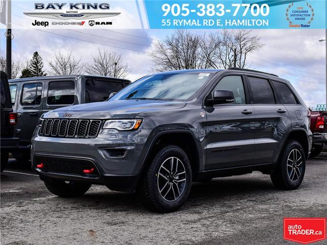 2019 Jeep Grand Cherokee Trailhawk (Stk: 197561) in Hamilton - Image 1 of 25