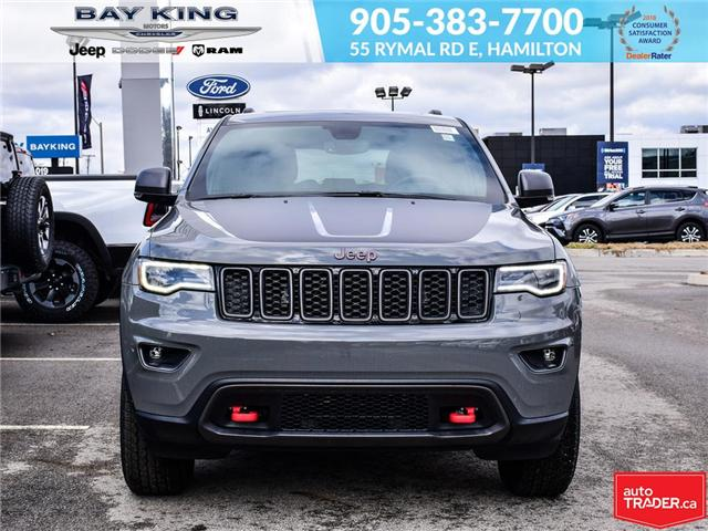 2019 Jeep Grand Cherokee Trailhawk (Stk: 197561) in Hamilton - Image 2 of 25