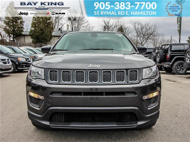 2019 Jeep Compass Sport (Stk: 197559) in Hamilton - Image 2 of 21