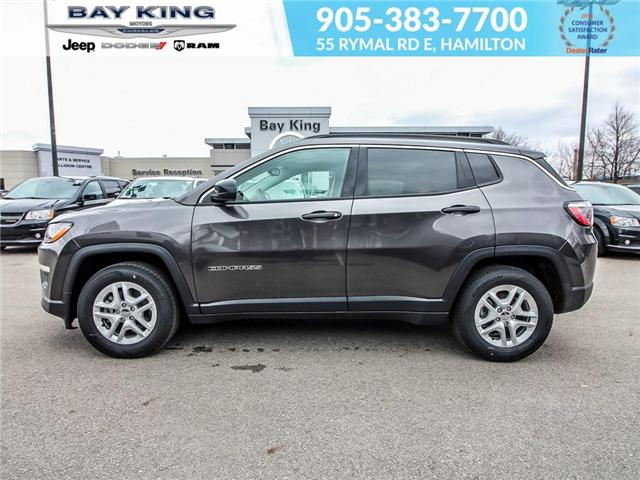 2019 Jeep Compass Sport (Stk: 197559) in Hamilton - Image 3 of 21