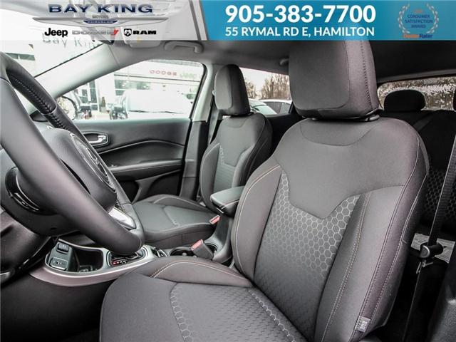 2019 Jeep Compass Sport (Stk: 197559) in Hamilton - Image 4 of 21