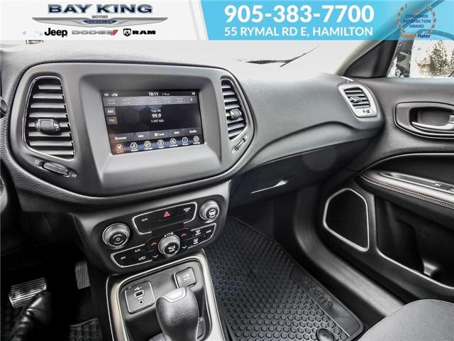 2019 Jeep Compass Sport (Stk: 197559) in Hamilton - Image 11 of 21