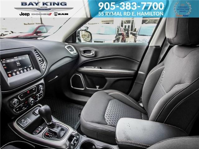 2019 Jeep Compass Sport (Stk: 197559) in Hamilton - Image 12 of 21