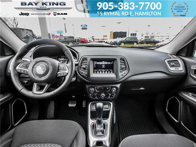 2019 Jeep Compass Sport (Stk: 197559) in Hamilton - Image 17 of 21