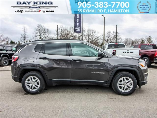 2019 Jeep Compass Sport (Stk: 197559) in Hamilton - Image 18 of 21