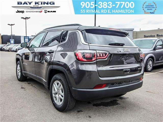 2019 Jeep Compass Sport (Stk: 197559) in Hamilton - Image 20 of 21