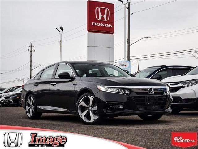 2019 Honda Accord Touring 1.5T (Stk: 9A141) in Hamilton - Image 1 of 19