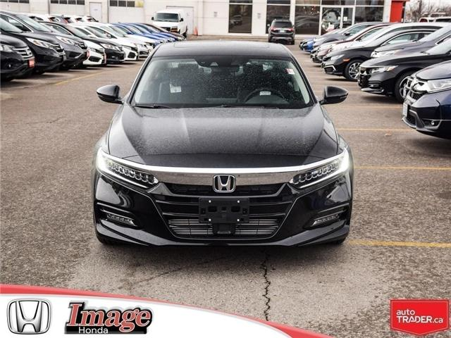 2019 Honda Accord Touring 1.5T (Stk: 9A141) in Hamilton - Image 2 of 19
