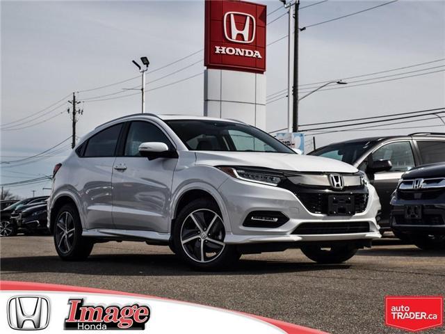 2019 Honda HR-V Touring (Stk: 9H11) in Hamilton - Image 1 of 18