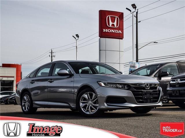 2019 Honda Accord LX 1.5T (Stk: 9A155) in Hamilton - Image 1 of 18