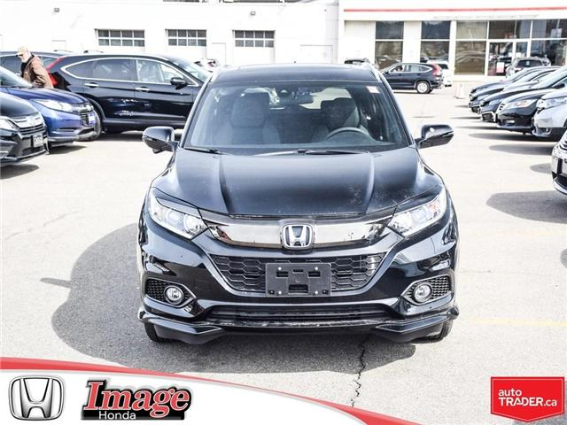 2019 Honda HR-V Sport (Stk: 9H14) in Hamilton - Image 2 of 17