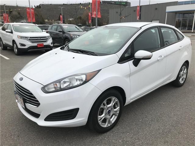 2014 Ford Fiesta SE (Stk: P237989) in Saint John - Image 1 of 23