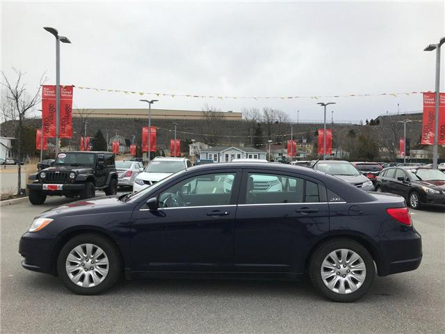 2013 Chrysler 200 LX (Stk: H430991A) in Saint John - Image 2 of 27