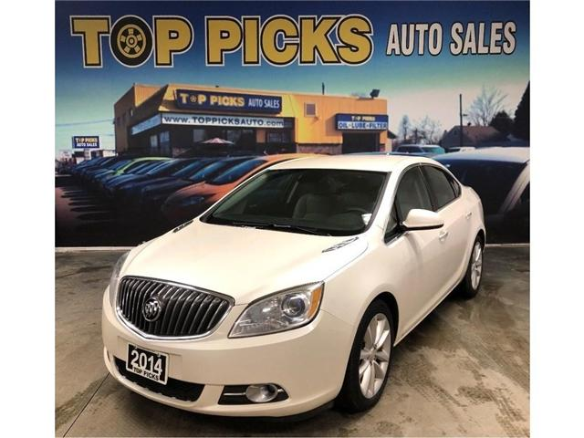 2014 Buick Verano Base (Stk: 115903) in NORTH BAY - Image 1 of 22