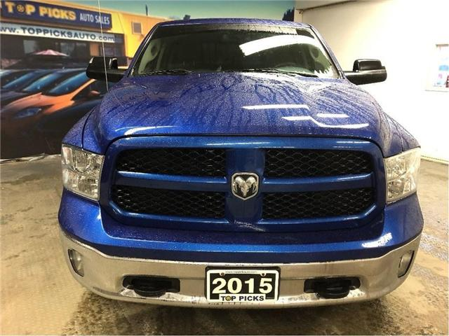 2015 RAM 1500 SLT (Stk: 695821) in NORTH BAY - Image 2 of 25