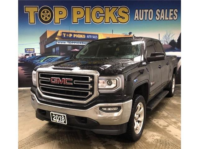 2018 GMC Sierra 1500 SLE (Stk: 250021) in NORTH BAY - Image 1 of 28