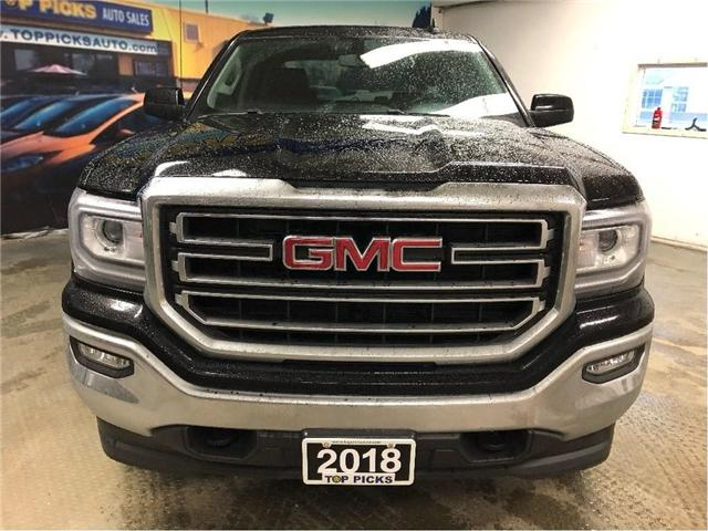 2018 GMC Sierra 1500 SLE (Stk: 250021) in NORTH BAY - Image 2 of 28