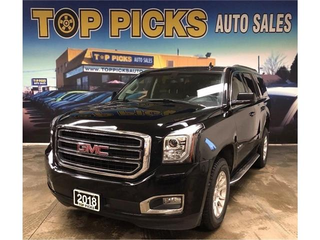 2018 GMC Yukon SLE (Stk: 129807) in NORTH BAY - Image 1 of 26