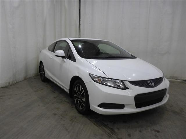 2013 Honda Civic EX (Stk: 19040329) in Calgary - Image 1 of 27