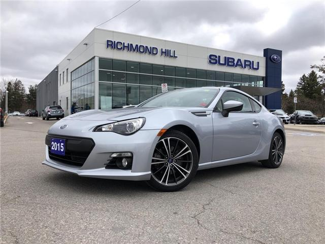 2015 Subaru BRZ Sport-tech (Stk: P03801) in RICHMOND HILL - Image 1 of 20
