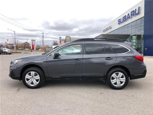 2019 Subaru Outback 2.5i (Stk: 32066) in RICHMOND HILL - Image 2 of 21