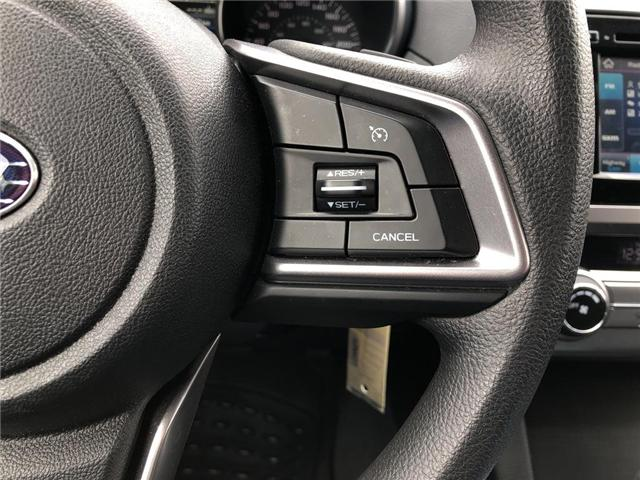 2019 Subaru Outback 2.5i (Stk: 32066) in RICHMOND HILL - Image 13 of 21