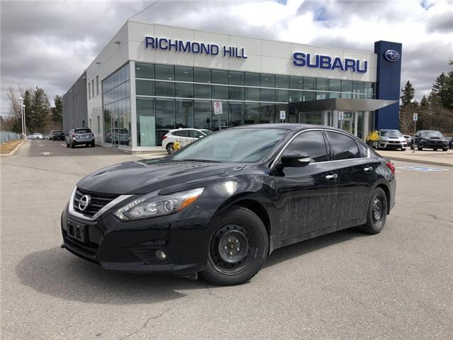 2016 Nissan Altima 2.5 SL Tech (Stk: T32531) in RICHMOND HILL - Image 1 of 22