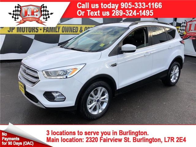 2018 Ford Escape SEL (Stk: 46223r) in Burlington - Image 1 of 27